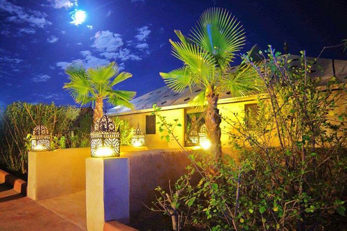 Les Jardins D Issil Residences Touristique Maroc Annuaire