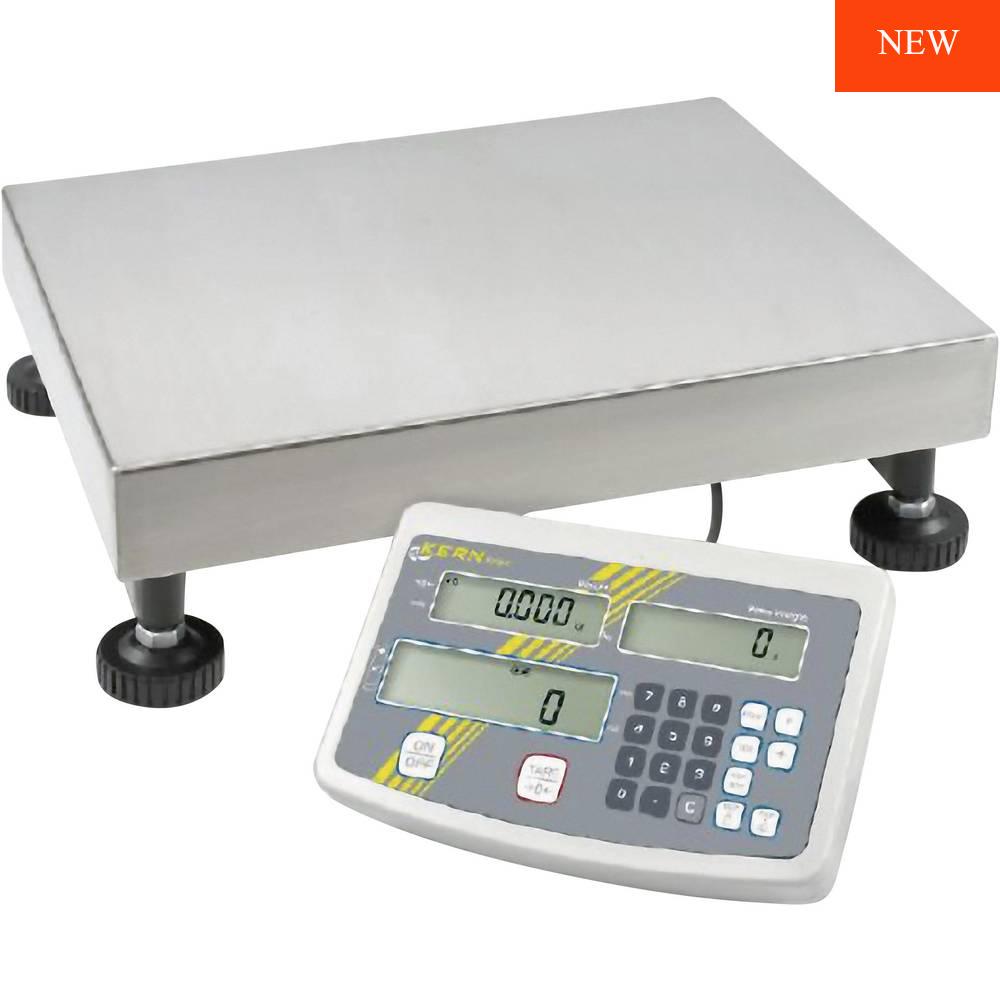 Kern CFS 6/K0.1 Pr/écision /à 0,1/g 6/kg capacit/é de charge max Balance de comptage professionnelle avec 100/Objets m/émoire places et deux Balance Interface
