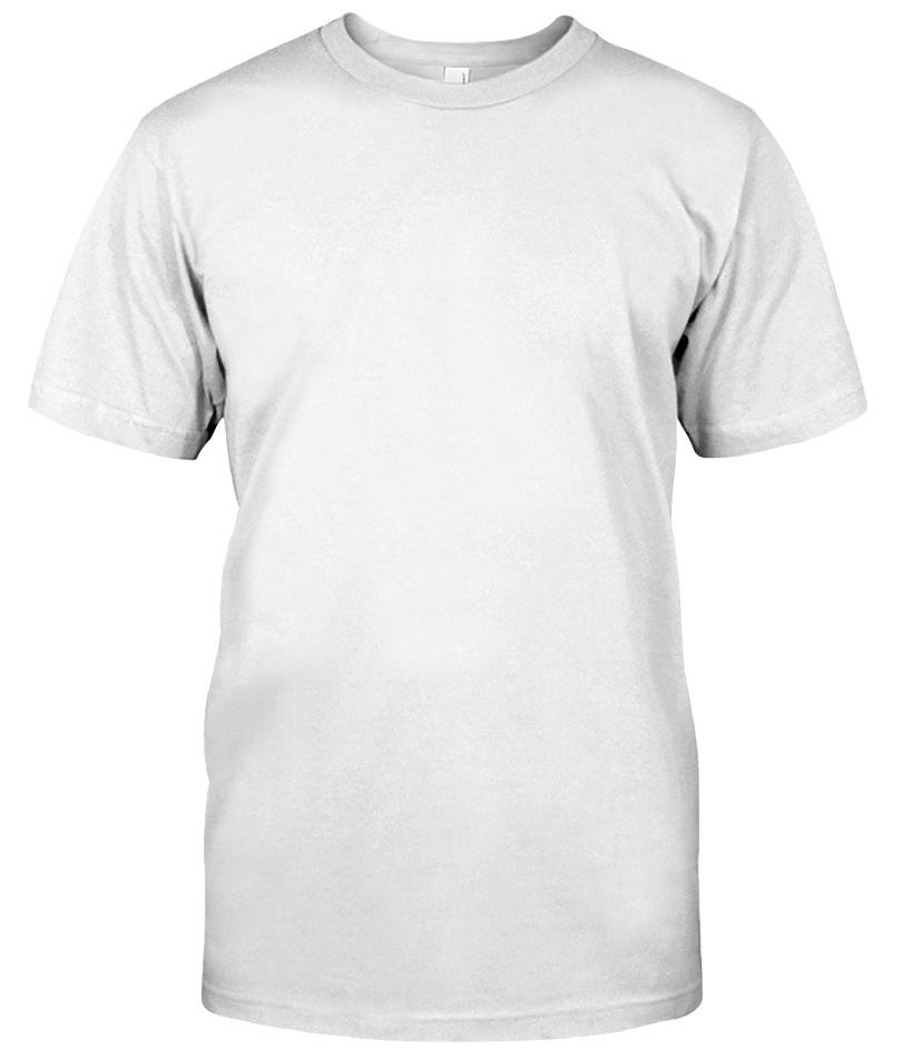 T-shirt Col rond en coton.