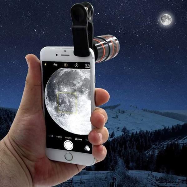 Mobile phone telescope 12x zoom2