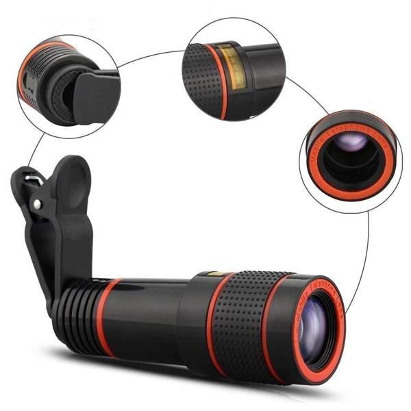 Mobile phone telescope 12x zoom3