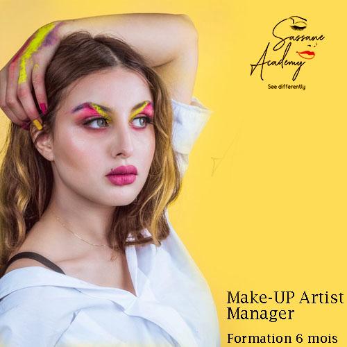 Formation Make-up Artist Manager