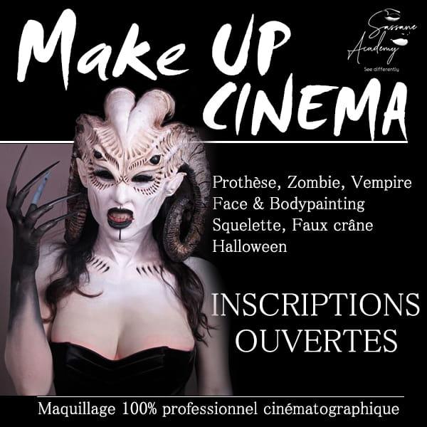 Formation  Make up Cinema