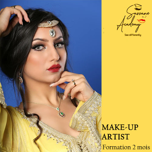 Make up Artist (Formation 2 mois)